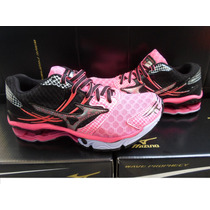 Tênis Mizuno Wave Creation 14 Feminino Novas Cores