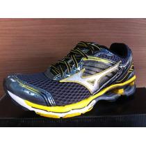 Promoção Sapato Running Mizuno Wave Creation - Frete Grátis