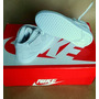 Tênis Cano Alto Nike High 2.0 All White Skate