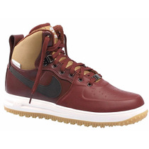 Tênis Nike Air Force 1 Lunar Sneaker Duckboot - Imediato.