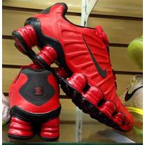 Tenis Nike Shox 12 Molas Original Na Caixa + Frete Grátis!!