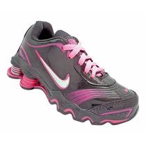 Nike Infantil Masculino E Feminino Shox Turbo - Super Barato