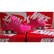 Tênis Nike Shox Feminino 4 Molas Promoção Toda Hora Vende