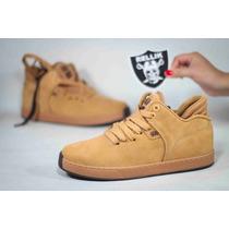 Tenis Hocks 4miga Natural Skate Premium Sneakers