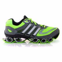 Tênis Adidas Bounce Proximus Fb Verde 100% Original
