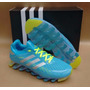 Tenis Adidas Springblade 2 Razor Azul Bebe 100% Original