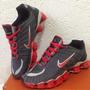 Promoção ! Tênis Nike Shox Tlx 12 Molas - Tam.: 38