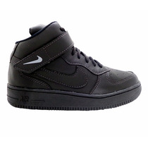 Tênis Nike Air Force Cano Longo Preto Ou Branco
