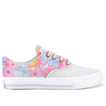 Tênis Converse Cons Skateboard Skidgrip Cvo Floral Ox Rosa A