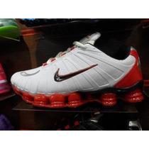 Ténis Nike Shox 12 Molas Masculino Lançamento Ótimos Preços