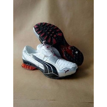 Tenis Puuma Disc Cell Aether 2.0 Catraca 100%original