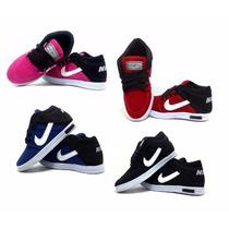 Tenis Nike Infantil Botinha Do 17ao34,promoçao Frete Gratis