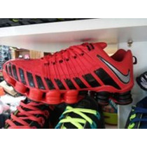Nike Shox 12 Molas 2016 Varias Cores