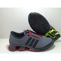Adidas Porshe Design Bounce S Cinza Luxo Qualidade Conforto
