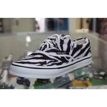 Tênis Mad Rats Summer Zebra