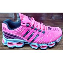Tênis Adidas Feminino Com Molas Compre Já