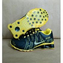 Tenis Nike Shox 4 Molas Infantil Pronta Entrega