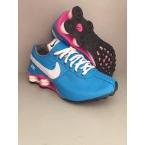 Tenis Nike Shox Feminino Lançamento 2015 Original 100% Frete