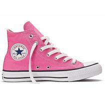 Tênis All Star Converse Ct As Core Hi Rosa Original