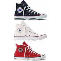Tênis All Star Converse Ct As Core Hi - Cano Alto