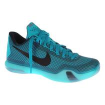 Tênis Nike Kobe 10 X Blue Lagoon 5am Flight