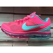 Nike Air Max Feminino Lançamento 2015 Rosa A Pronta Entrega