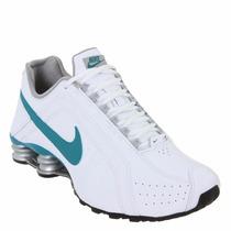 Tenis Feminino Nike Shox Junior Original