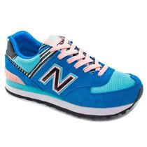 Tênis New Balance 574 - Feminino - Way Tenis