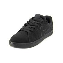 Etnies Fader Ls Mens Nubuck Skate Sapatos De Couro