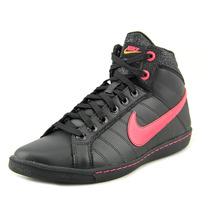 Nike Tribunal Tradição Sapatilhas De Couro Lt Mid Si