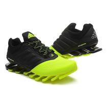Novo Adidas Springblade Drive Verde Masculino 100% Original.