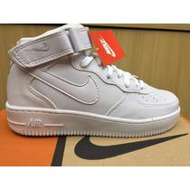 Tenis Nike Air Force Mid Unissex Pronta Entrega