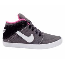 Tênis Nike Suketo - Feminino Cano Médio Preto E Rosa