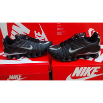 Nike Shox Tlx 12 Molas Masculino Compre Já O Seu