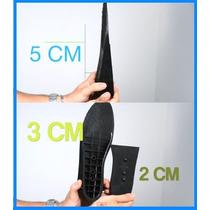 Palmilhas Elevator Fm 3 Ou 5 Cm Você Maior - Pronta Entrega