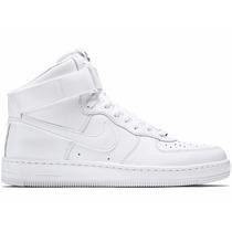Tênis Nike Air Force 1 Branco Ultra Mid Ess, Pronta Entrega.