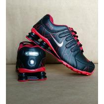 Tênis Nike Shox 4 Molas Infantil Meninos E Meninas