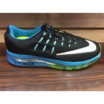 Tenis Air Max 2013 2014 2015 Importado Várias Cores Airmax 3