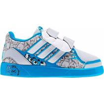 Tênis Adidas Infantil Universidade Monstros Kids