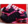 Tênis Nike Shox Nz Feminino Lançamento Promoções Imperdiveis