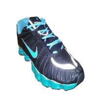 Nike Shox Tlx 12 Molas 100% Original Frete Grátis - 6 Cores!