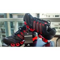 Tênis Adidas Proxymus Fb Preto Com Vermelho Masculino