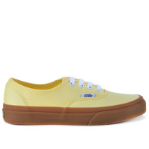 Tênis Vans Authentic Brushed Twill Pale Banana Gum Vn-00aige