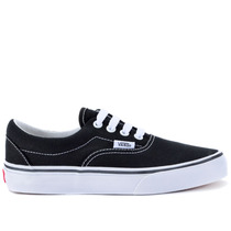 Tênis Vans Era Canvas Black Vn-0ewzblk