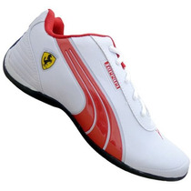 Tênis Sapatenis Casual Ferrari Drift Modelo Especial