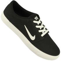 Tênis Nike Sb Portmore Canvas Original +garantia+ Nfe Freecs
