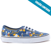 Tênis Vans Authentic Disney Donald Duck Navy Vn-018bgz0