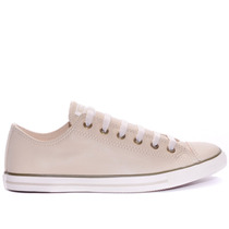 Tênis Converse All Star Ct As Lean Leather Ox Creme Ce387071