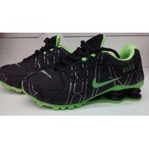 Tenis Nike Shox Nz Infantil Masculino É Feminino Promoção