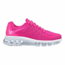 Tênis Nike Air Max 2015 Infantil Sg - Rosa -